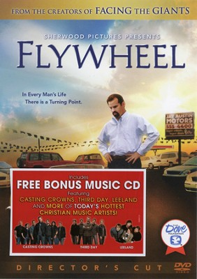 Flywheel, Director's Cut with Free CD Sampler   -