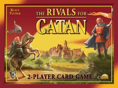 The Rivals for Catan Game   -
