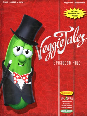 VeggieTales Greatest Hits, Songbook   -