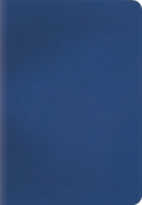 ESV Kid's Compact Bible (TruTone, True Blue), Imitation Leather  -