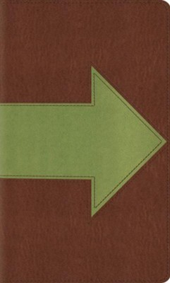 ESV Kid's Thinline Bible (TruTone, Forest Arrow), Imitation Leather  -