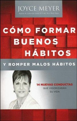 Making Good Habits, Breaking Bad Habits: 14 New Behaviors That Will Energize Your Life, Spanish - Slightly Imperfect  -     By: Joyce Meyer