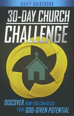 30-Day Church Challenge   -
