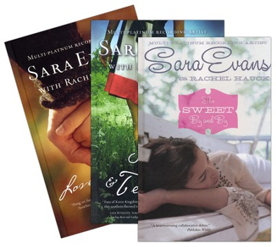 The Songbird Series, Volumes 1-3   -     By: Sara Evans, Rachel Hauck