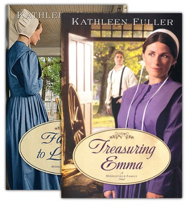 Middlefield Family Series, Volumes 1 and 2  -     By: Kathleen Fuller