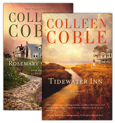 The Hope Beach Series, Volumes 1 & 2  -     By: Colleen Coble