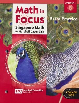 Math In Focus Course 1 Grade 6 Extra Practice B   -     By: Marshall Cavendish