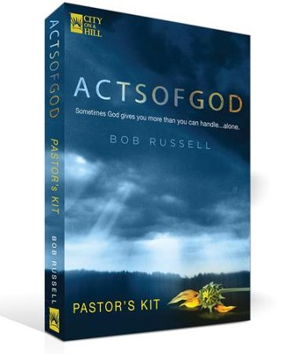 Acts of God Pastor's DVD Kit   -     By: Bob Russell