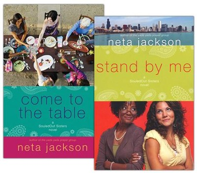 SouledOut Sisters Series, Volumes 1 and 2  -     By: Neta Jackson
