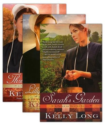 A Patch of Heaven Series, Vols. 1-3   -     By: Kelly Long