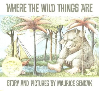 Where the Wild Things Are, Hardcover   -     By: Maurice Sendak