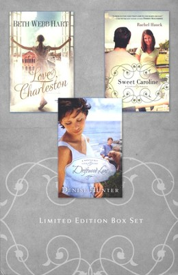 Contemporary Romance Box Set--includes Love, Charleston, Driftwood Lane, and Sweet Caroline - Slightly Imperfect  -     By: Beth Webb Hart, Rachel Hauck, Denise Hunter