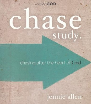 Chase Participant's Guide  -     By: Jennie Allen