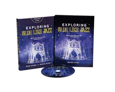 Exploring Blue Like Jazz DVD-Based Study  -     By: Don Miller
