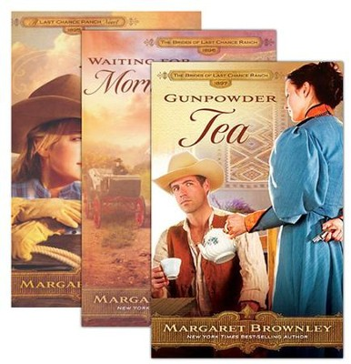 Brides of Last Chance Ranch Series, Volumes 1-3  -     By: Margaret Brownley