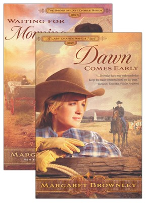 Brides of Last Chace Ranch Series, Vols 1-2   -     By: Margaret Brownley