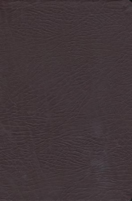 NKJV The Woman's Study Bible, Bonded leather, burgundy  -
