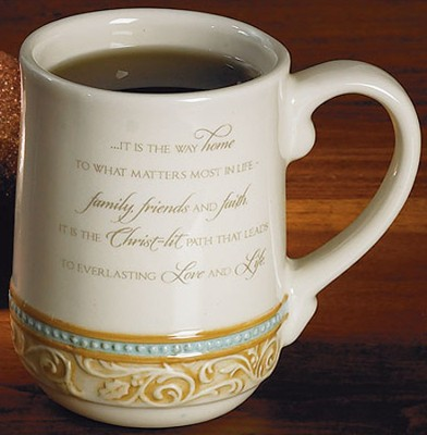 Christmas is a Journey Mug  -