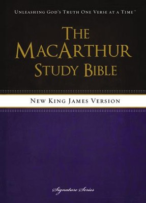 NKJV MacArthur Study Bible, Revised & Updated Edition  -     By: John MacArthur