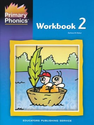 Primary Phonics Workbook 2   -     By: Barbara W. Makar