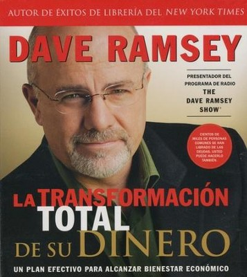 La Transformaci&#243n Total de su Dinero, Audiolibro  (The Total Money Makeover, Audiobook), CD   -     By: Dave Ramsey