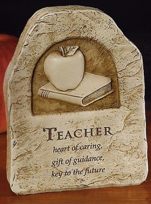 Teacher, Heart of Caring Plaque  -