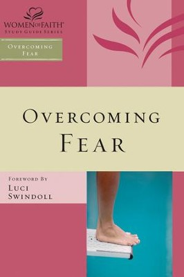 Overcoming Fear - eBook  -     By: Margaret Feinberg