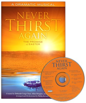 Never Thirst Again: The Promise of Easter (CD Preview Pak)  -