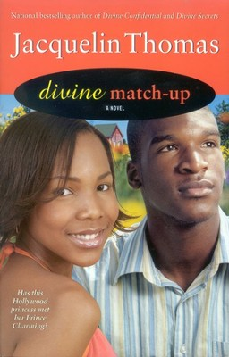 The Divine Match-Up, The Divine Series #4  -     By: Jacquelin Thomas