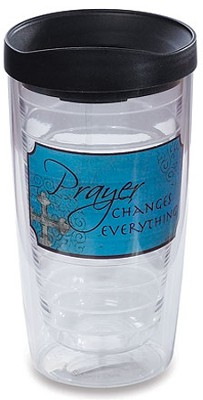 Prayer Changes Everything Tumbler  -