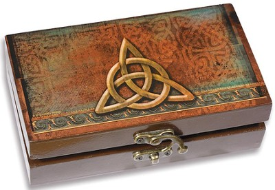 Trinity Treasures Box  -