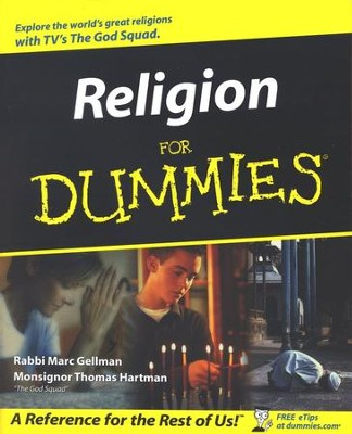 Religion for Dummies   -     By: Rabbi Marc Gellman