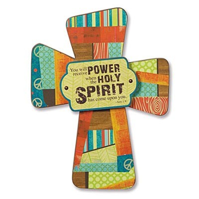 Spirit Wood Cross  -