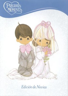 NBD Biblia Precious Moments - Novia, NBD Precious Moments Bible - Bride  -     By: Precious Moments
