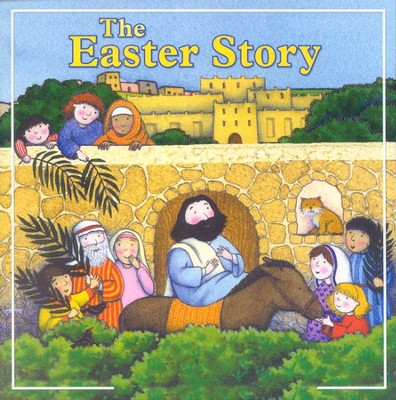 The Easter Story  -     By: Allia Zobel-Nolan     Illustrated By: Trace Moroney