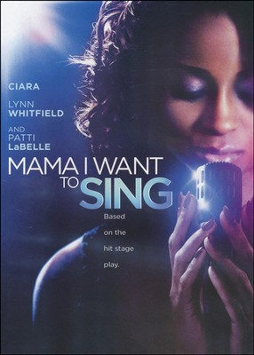 Mama I Want to Sing, DVD   -