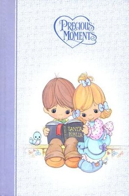 Biblia Precious Moments NBD, Enc. Dura, Rosada  (NBD Precious Moments Bible, Hardcover, Pink)  -