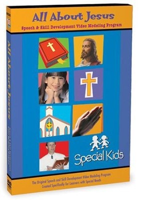 All About Jesus, DVD   -