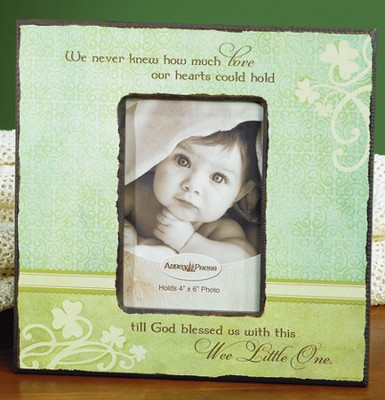 Wee Little One Photo Frame  -