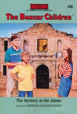 The Mystery at the Alamo  -     By: Gertrude Chandler Warner