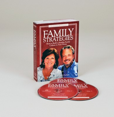 Family Strategies: How to Build a Healthy Family Culture in Your Home Audio CD Set  -     By: Doug Phillips, Beall Phillips
