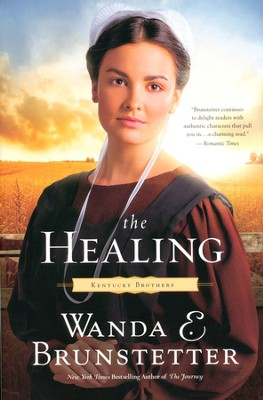 The Healing, Kentucky Brothers Series #2 Bundle   -     By: Wanda E. Brunstetter