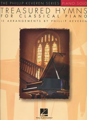 Treasured Hymns for Classical Piano   -