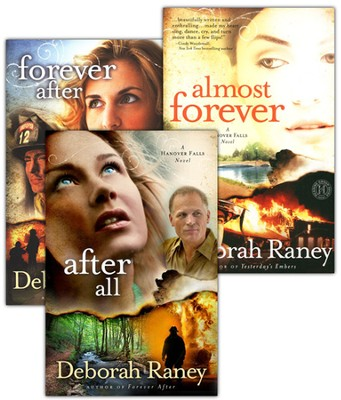 Hanover Falls Series, Volumes 1-3  -     By: Deborah Raney