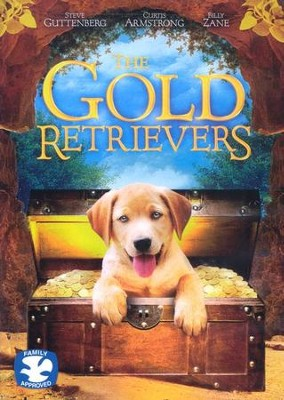 The Gold Retrievers, DVD   -