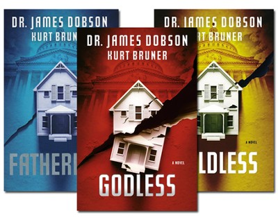 Fatherless Series, Volumes 1-3  -