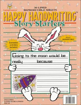 Story Starters, 1st and 2nd Grades  -