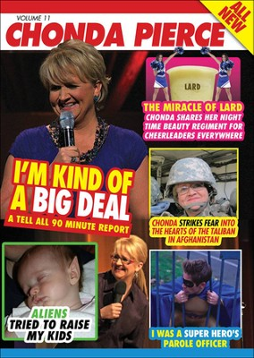I'm Kind of a Big Deal, DVD   -     By: Chonda Pierce