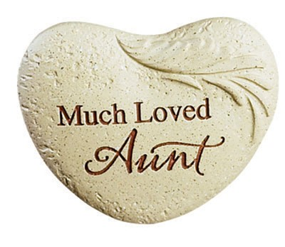 Much Loved Aunt Magnet  -