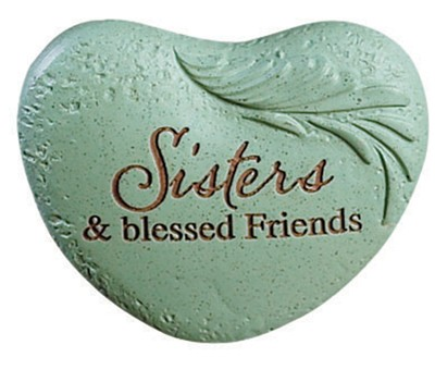 Sisters and Blessed Friends Magnet  -